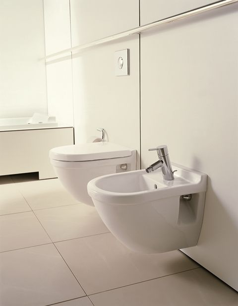 Duravit wall-hung toilet can be installed at any height. 13 Universal  Design Products