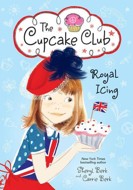 The Cupcake Club: Royal Icing