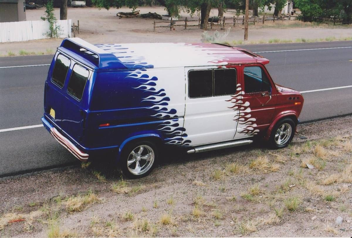 1987 Ford E150 Custom Van Cars Trucks By Owner Vehicle