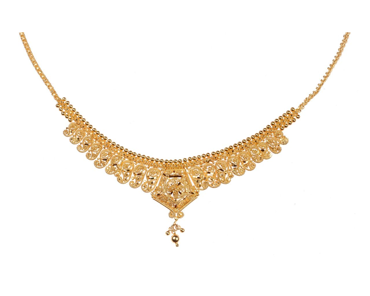 Gold Necklace Nnvjdkg | PreciousJewelryPicture take a look at this ...