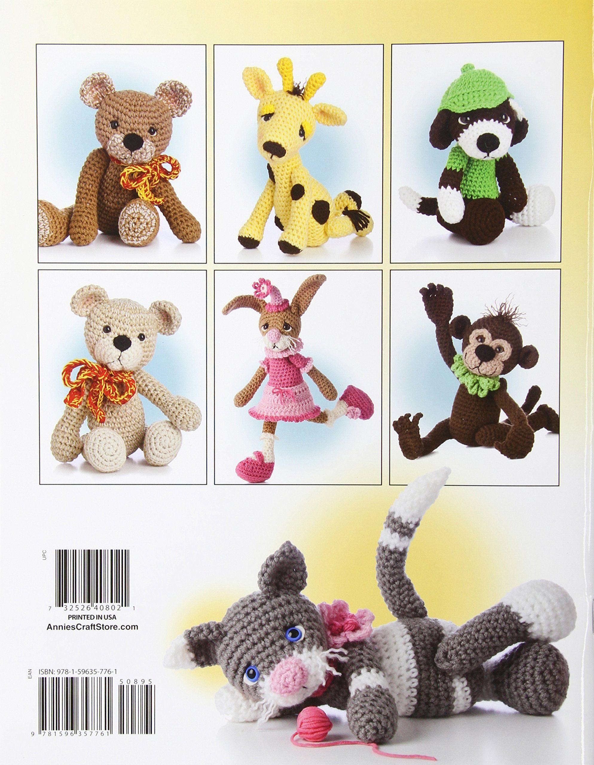 Animal Amigurumi to Crochet (Annie\'s Crochet): Teri Crews ...