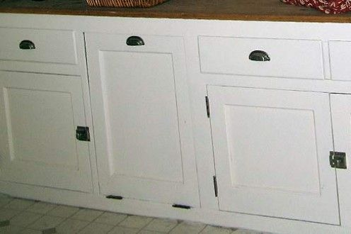 Kitchen Cabinets Beaded Inset Doors | MF Cabinets