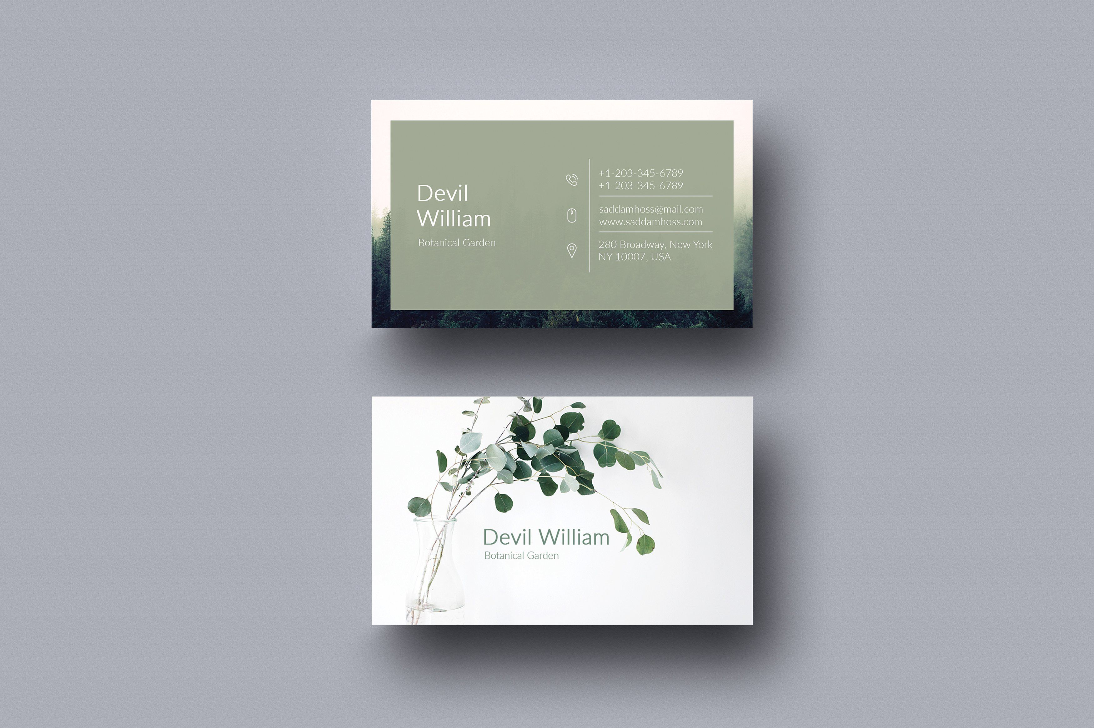 Business Card Layout by Create Art on  creativemarket   Business     Business Card Layout by Create Art on  creativemarket