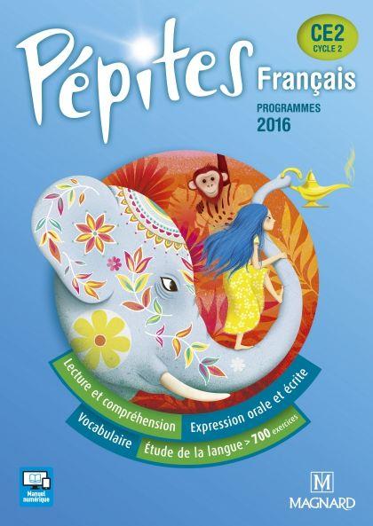 Pepites Ce2 2017 Manuel De L Eleve Books