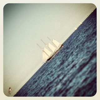 refeathered: Fancy That Friday: Sail Away