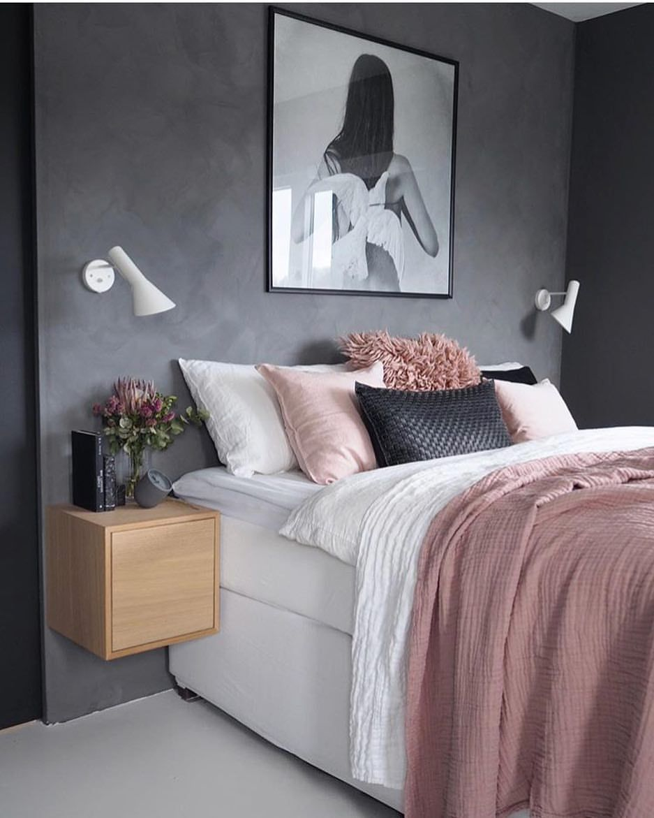 Schlafzimmer Inspiration Instagram 3 187 Mentions J Aime 21 Commentaires Malene Foss Husefjell