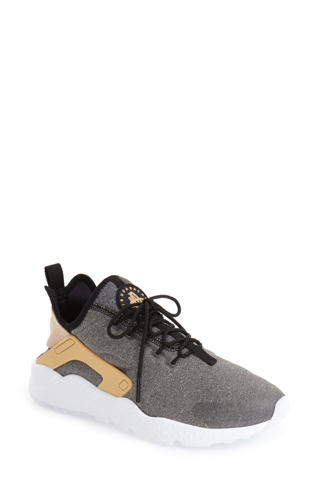 824c199ab4cfb Free shipping and returns on Nike  Air Huarache Run Ultra SE  Sneaker  (Women) at Nordstrom.com. Throw it back to the  90s in this sleek