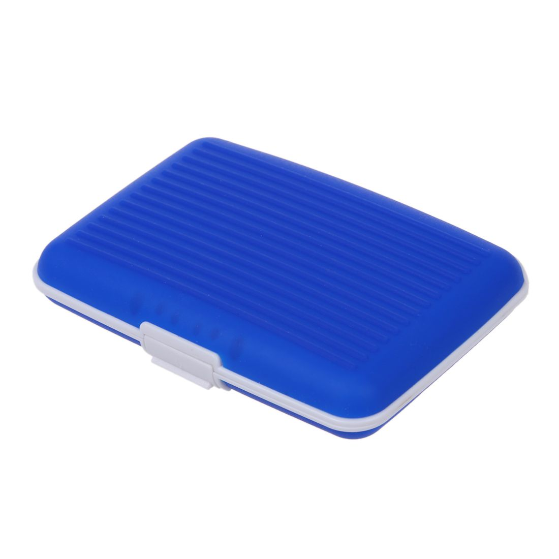 5pcs( ASDS Business cards holder Credit card silicone blue ...