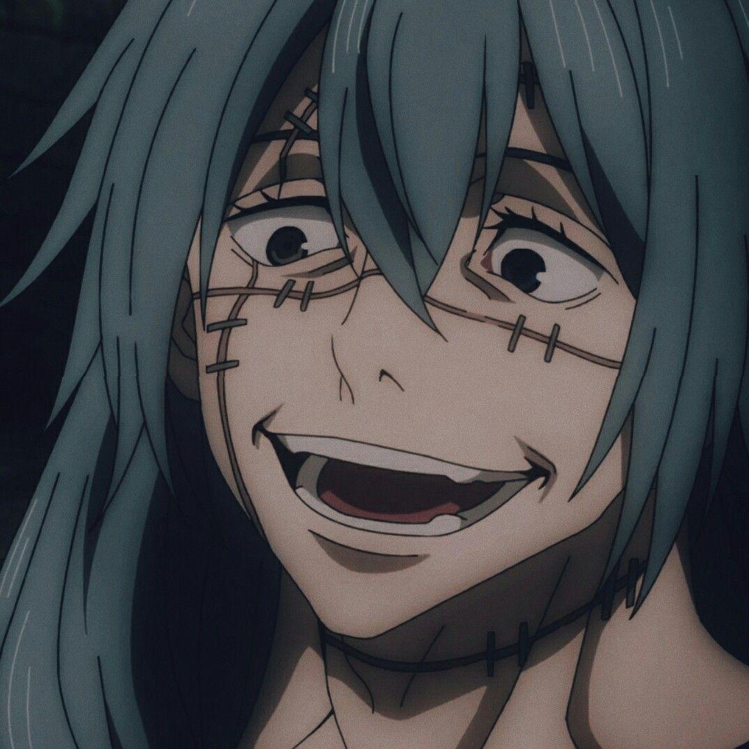 Mahito In 2021 Anime Anime Icons Drawings