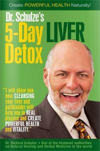Homestead Survival: 5- Day Liver Detox- Free E-book