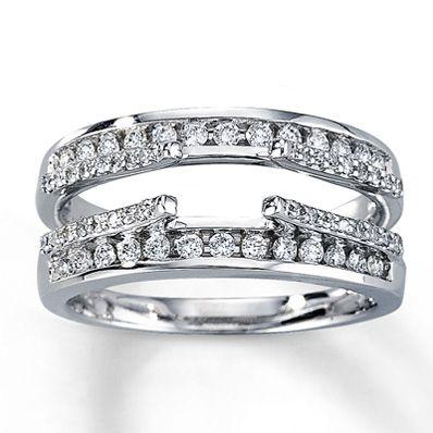 Wedding Band 14k White Gold 7mm Jared Engagement Ring Wraps Diamond Diamond Solitaire Engagement Ring