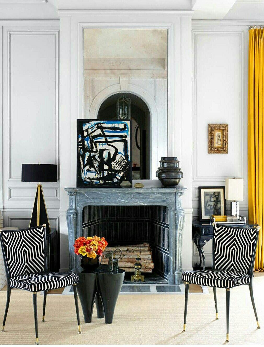 Art Homedecor Decoration Interiors Forniture Fireplace Cool Elle Decor Living Room Luxury Living Room Relaxing Living Room