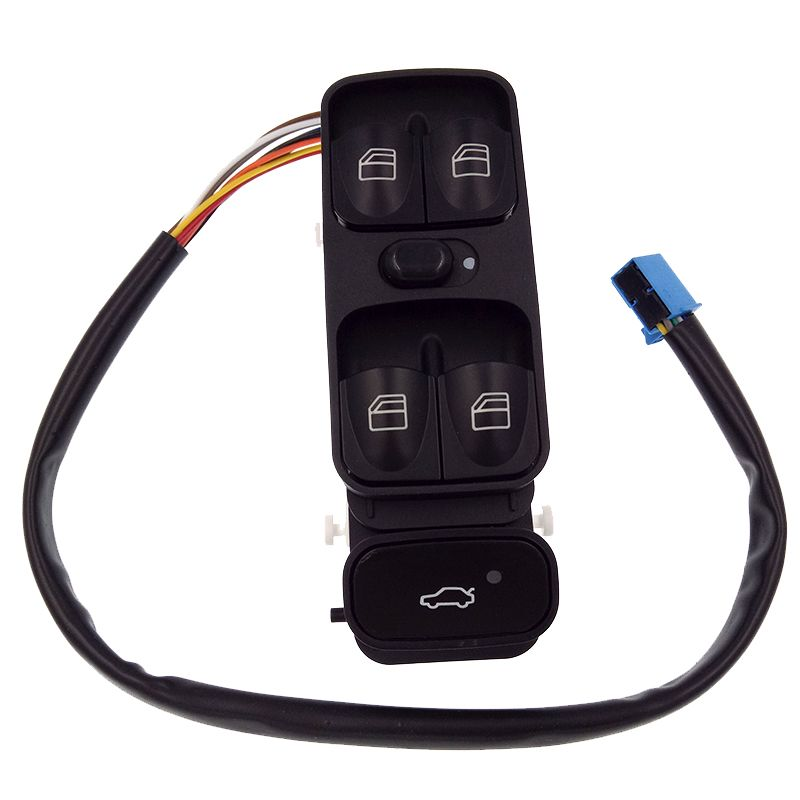 A2038200110 New Power Control Window Switch For Benz C Class W203