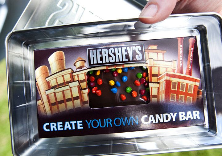 Hershey's Chocolate World opens Create Your Own Candy Bar | Parks ...
