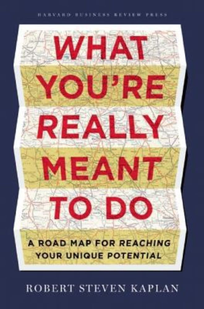 Details About What You Re Really Meant To Do A Road Map For
