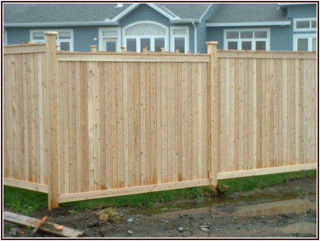 Shining Privacy Fence Repair