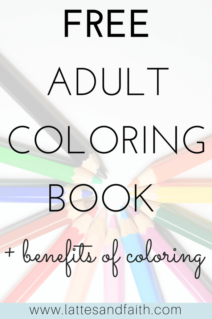 Coloring has so many benefits for people of all ages, from reducing stress to help improve focus. Here's a FREE adult coloring book to help you become more mindful!