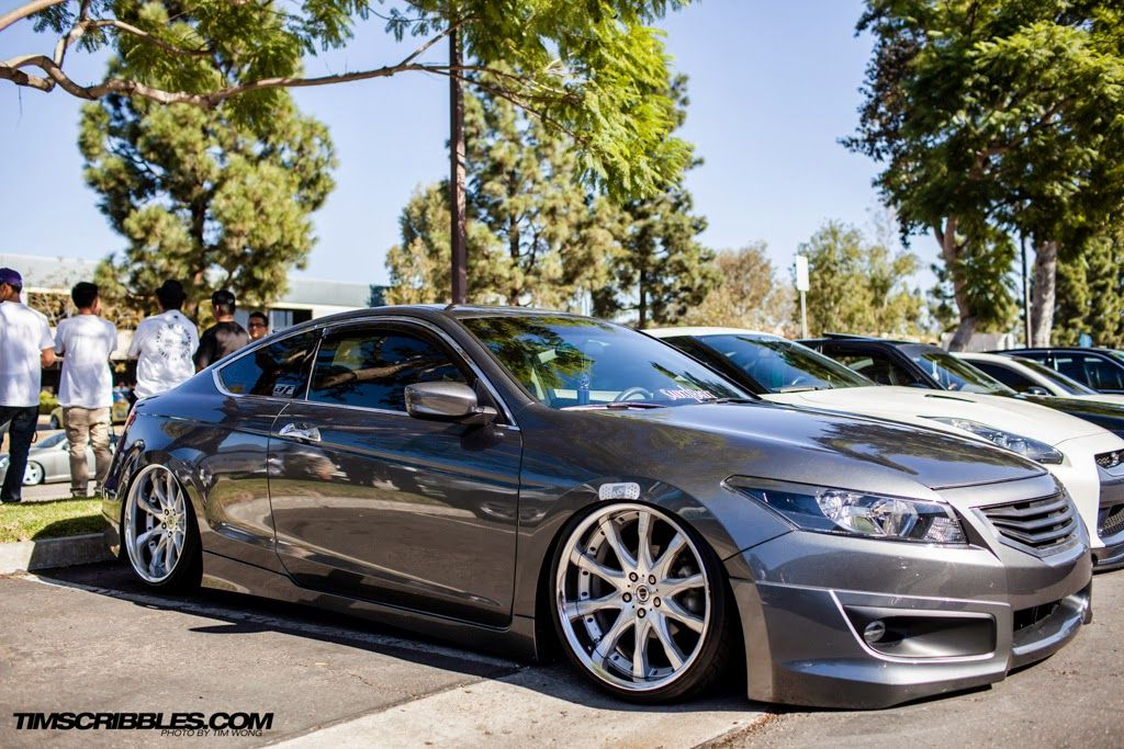 Superb Bagged Honda Accord Everything Cars Pinterest