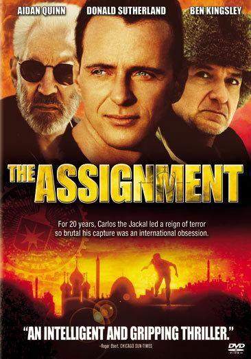 The Assignment Movie Talk We Movie Aidan Quinn