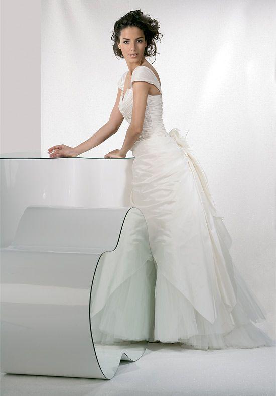 italian style wedding dresses from domo adami 4 | Bridal Studio ...