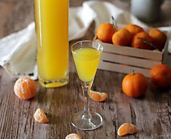Liquore di clementine fatto in casa - Anche Bimby Agrumi Ricetta Siciliana