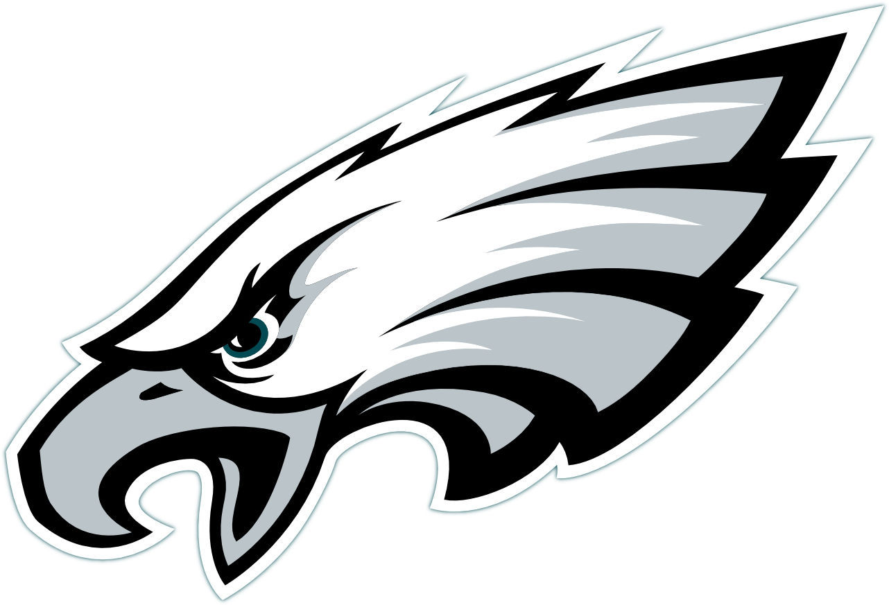 philadelphia eagles logo clip art foodie finds pinterest rh pinterest com philadelphia eagles clip art images philadelphia eagles clipart black and white