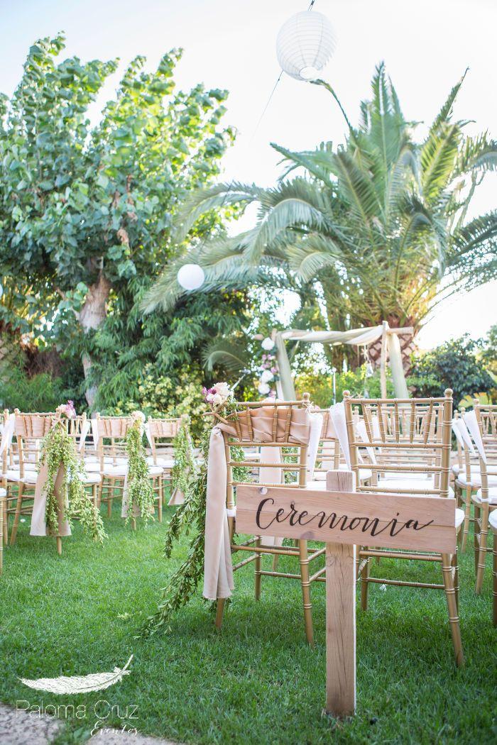 decoración Boda, ceremonia civil, centros de mesa, boda en españa - bodas sencillas