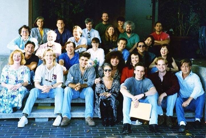 Animaniacs cast & crew, 1994   Cool stuff   Painting, Art