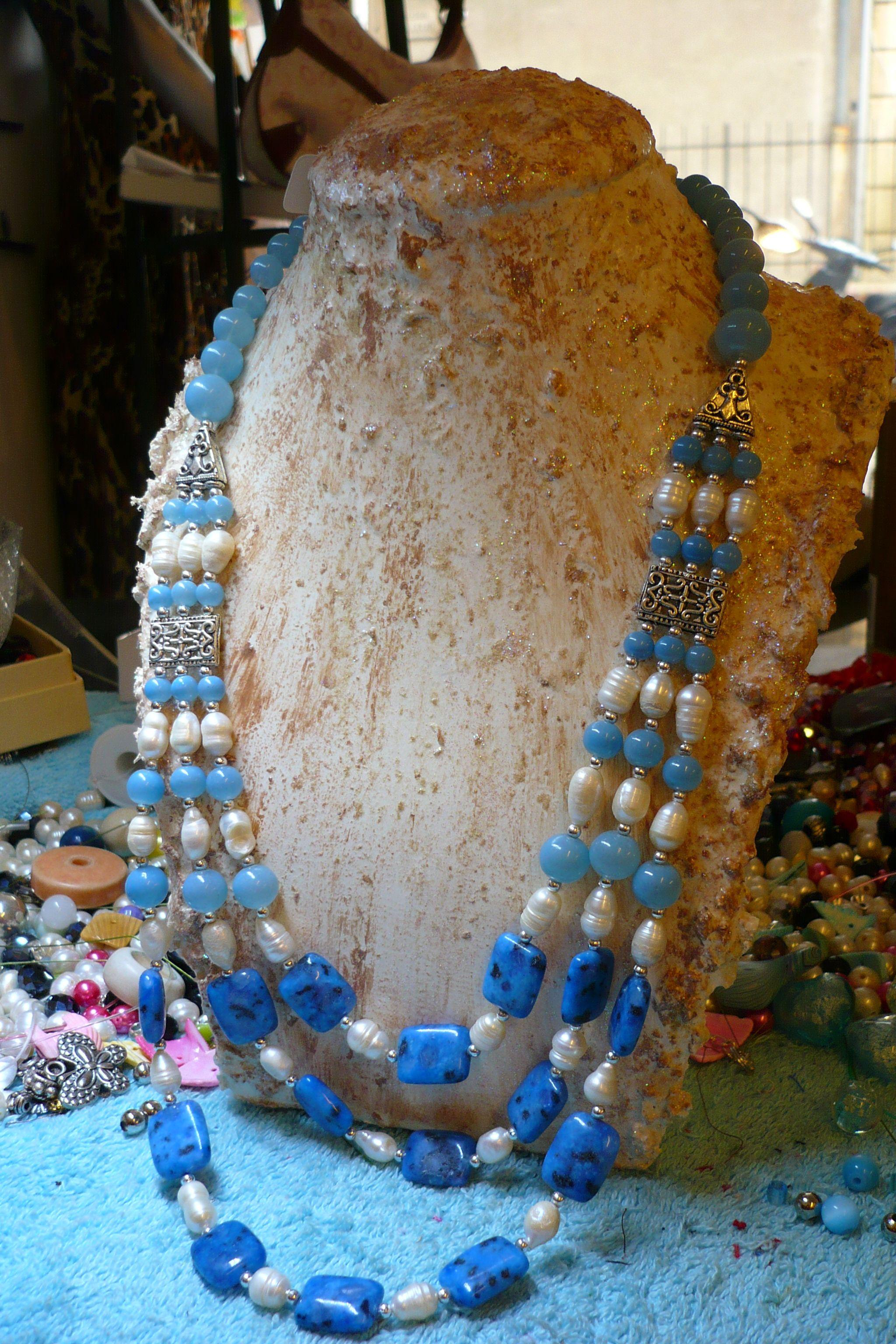 26892d0b8922c Tendance bijou   le collier C est l une des grandes vedettes des bijoux