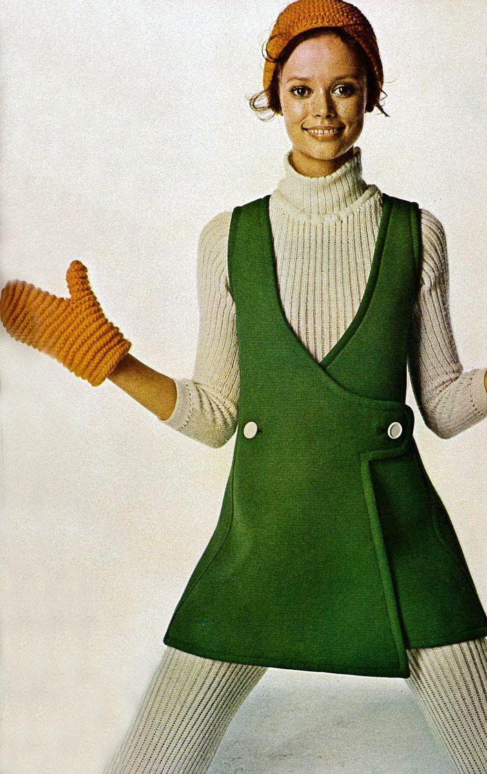 Courrèges 1969 - Vogue Italia
