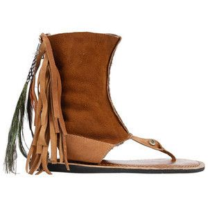 8d29e6fd840 Koolaburra Kythira Feather Sandal in Chestnut $45.99   Koolaburra ...
