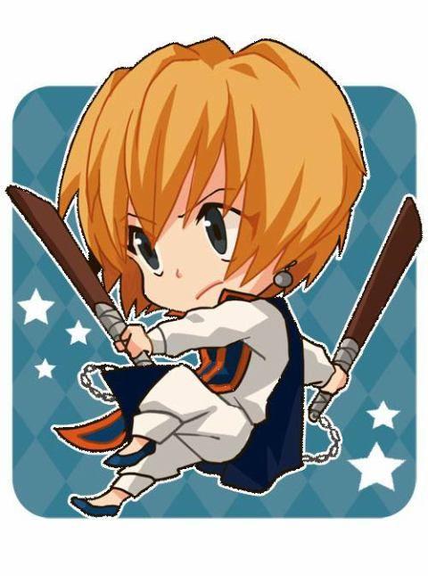 kurapika chibi hunter x hunter pinterest chibi and anime