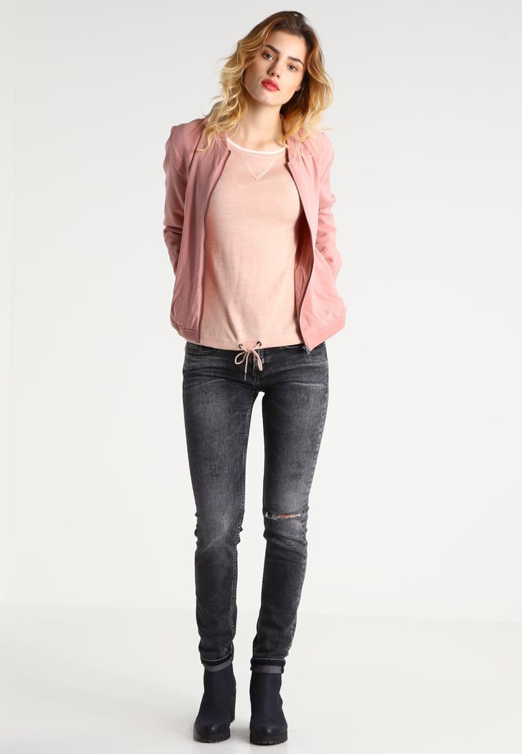 Chaqueta rosa only