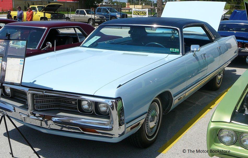 Dodge, Plymouth, Chrysler RWD Repair Manual 19711989