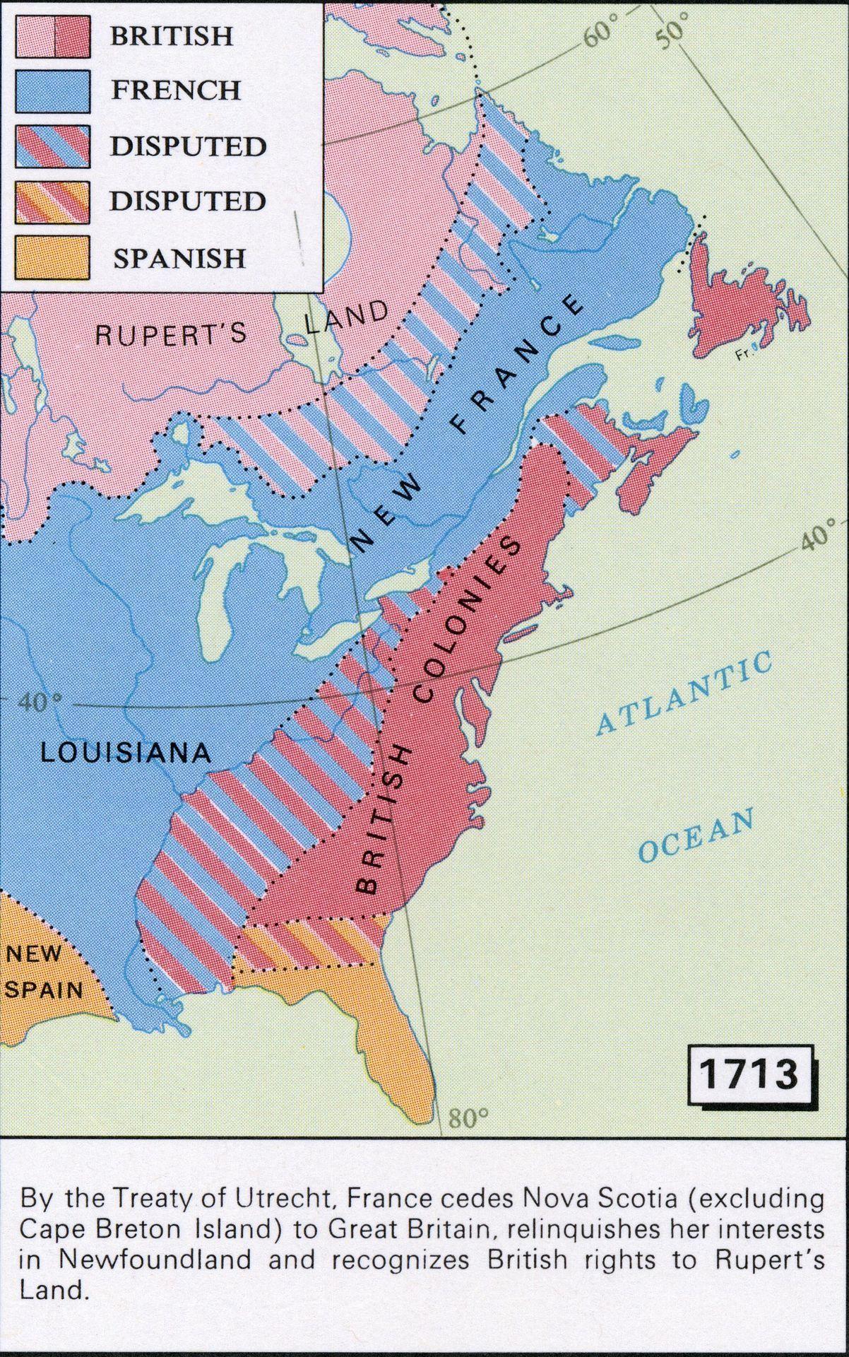 Eastern North America