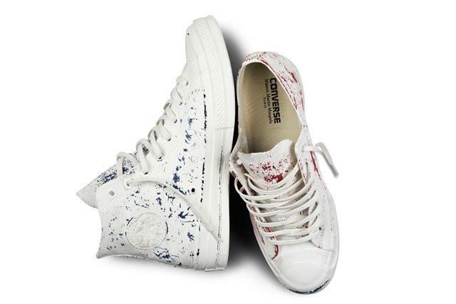 db115ff5073f0b MAISON MARTIN MARGIELA x CONVERSE PACK - Sneaker Freaker