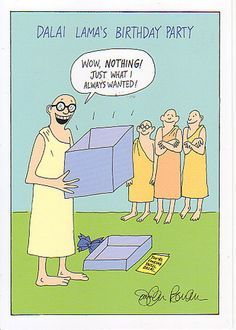 Jewish Buddhist Birthday Jokes