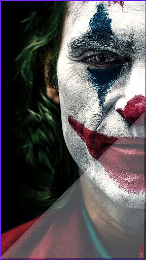 Joaquin Phoenix Joker Mobile Wallpaper Joaquin Phoenix  Joker Mobile Wallpaper Goekhan Acikgoez goek...
