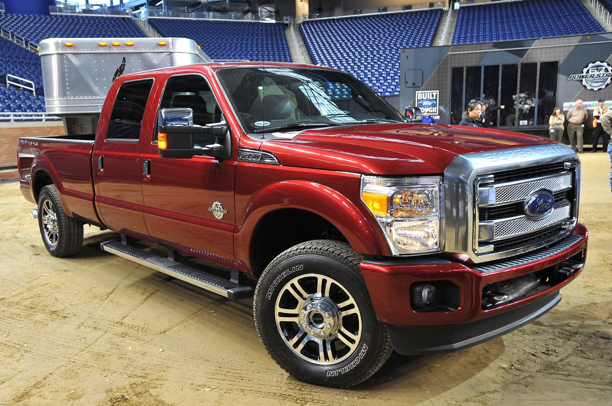 2013 Ford F 350 Super Duty Platinum My vehicles Pinterest