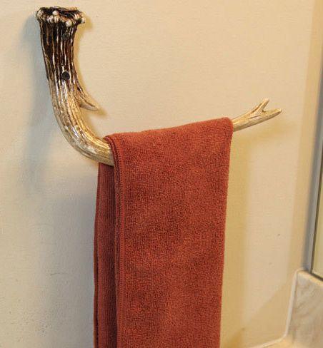 Antler Towel Rack Hand Towel Rack Towel Rack