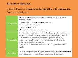 Resultado De Imagen Para Diferencias Entre Coherencia Y Cohesion Ejemplos Comentario De Texto Tipos De Texto Practicas Del Lenguaje