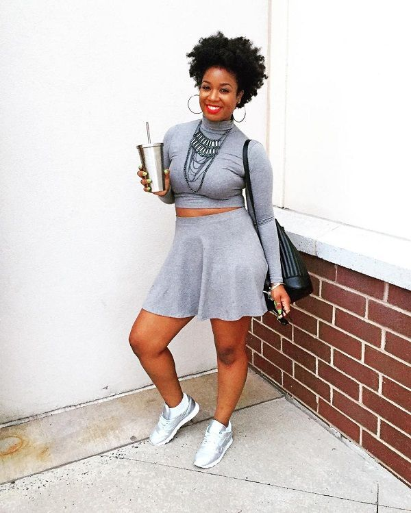 Modern Urban Black Girl: Nice Urban Summer Fashion Street Fashion Of African