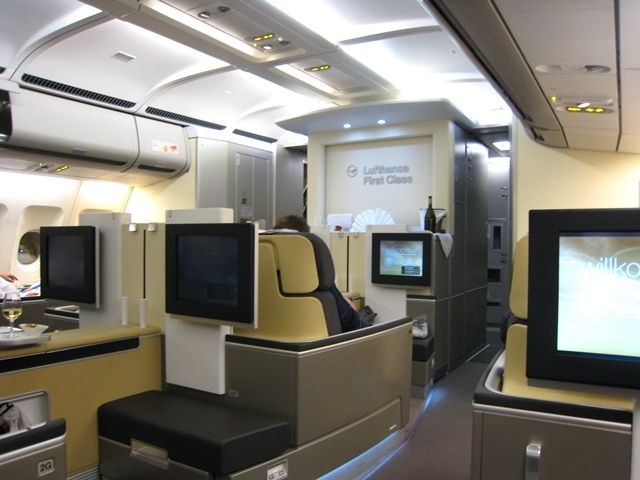 Great Lufthansa First Class Award Availability To Munich From Montreal And Vancouver TravelSort