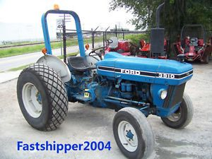 3910 ford tractor manual