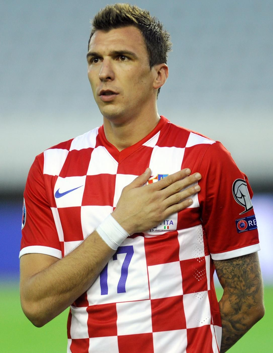 Image result for Mario Mandzukic