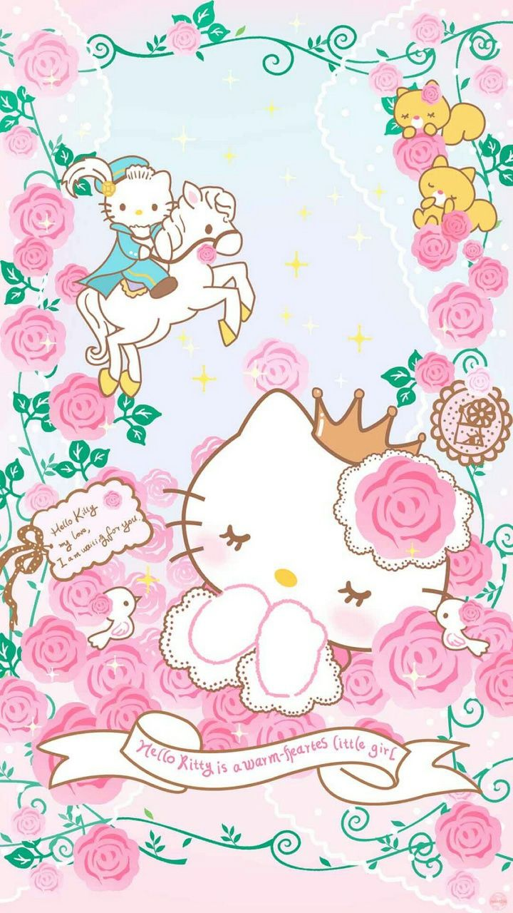Discover And Share The Most Beautiful Images From Around The World Hello Kitty Drawing Hello Kitty Art Hello Kitty Wallpaper