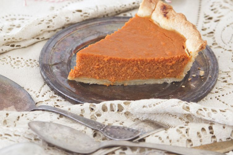 Carrot Honey Pie with Five Spice recipe on Food52