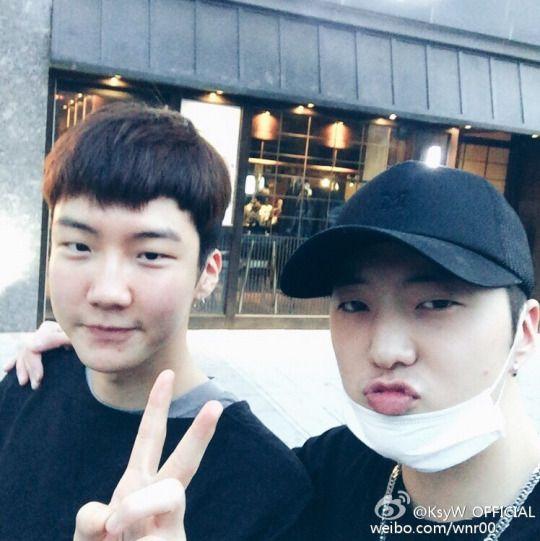 [weibo] Seunghoon - Seungyoon