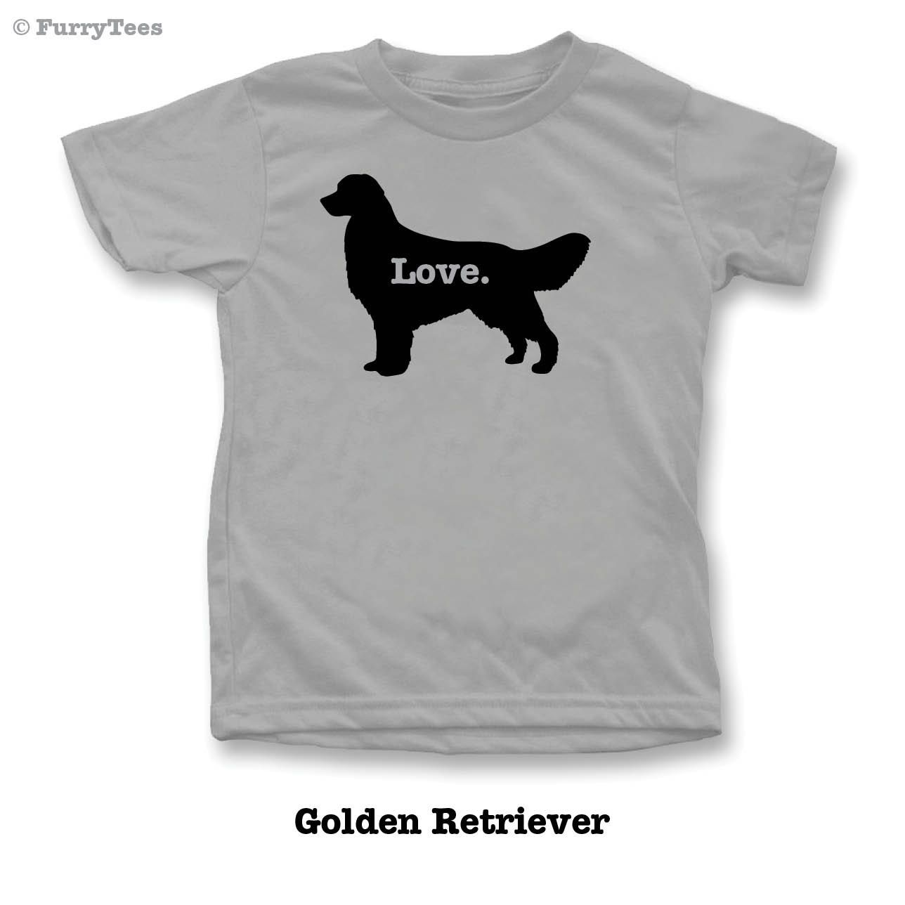 Dog lover tshirt, Golden Retriever New puppy, Dog Shirt, Dog Breed Gift, Dog Art, Pet Lover, Dog Mom by furrytees on Etsy