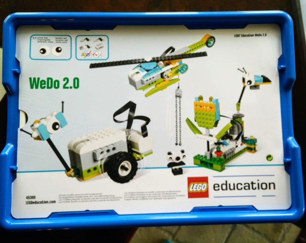 Lego Wedo 2 0 Stem Robotics Kit Introduction Many Elementary Schools Are Introducing Stem Science Technology Stem Robotics Lego Wedo Lego Education